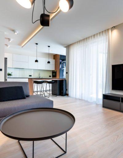 3-11-Format-Design-projekt-apartamentu-w-Poznaniu-salon-szafka-telewizyjna-drzwi-przesuwane-z-lustrem-wypoczynek