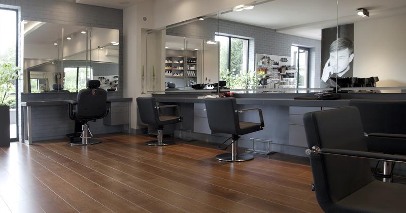 7-4 Format Design, projekt salonu fryzjerskiego , projekt aranżacji stropu,